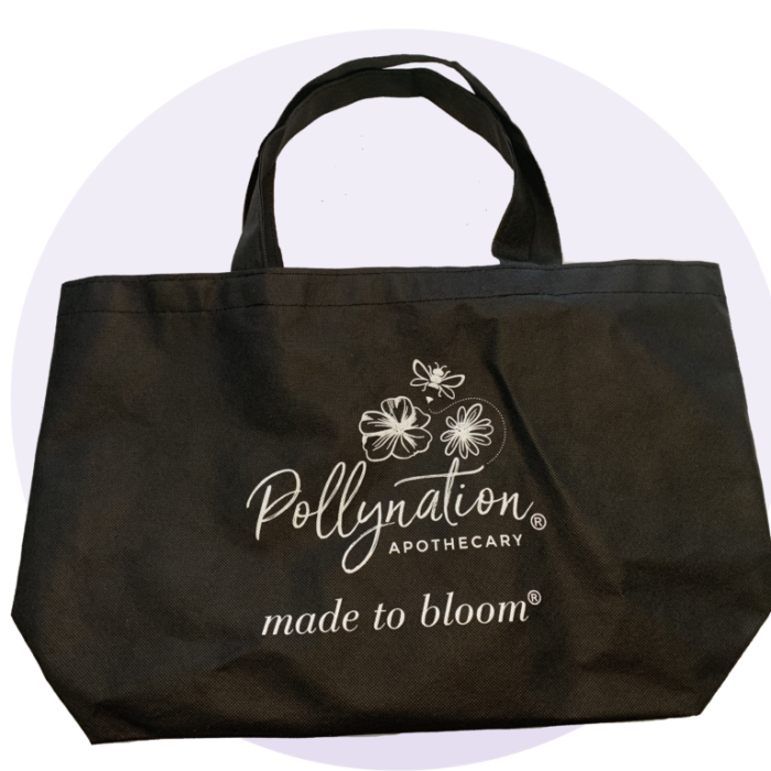 Pollynation Apothecary Tote Bag