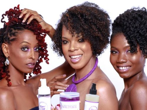 Royal Coils natural hair expo