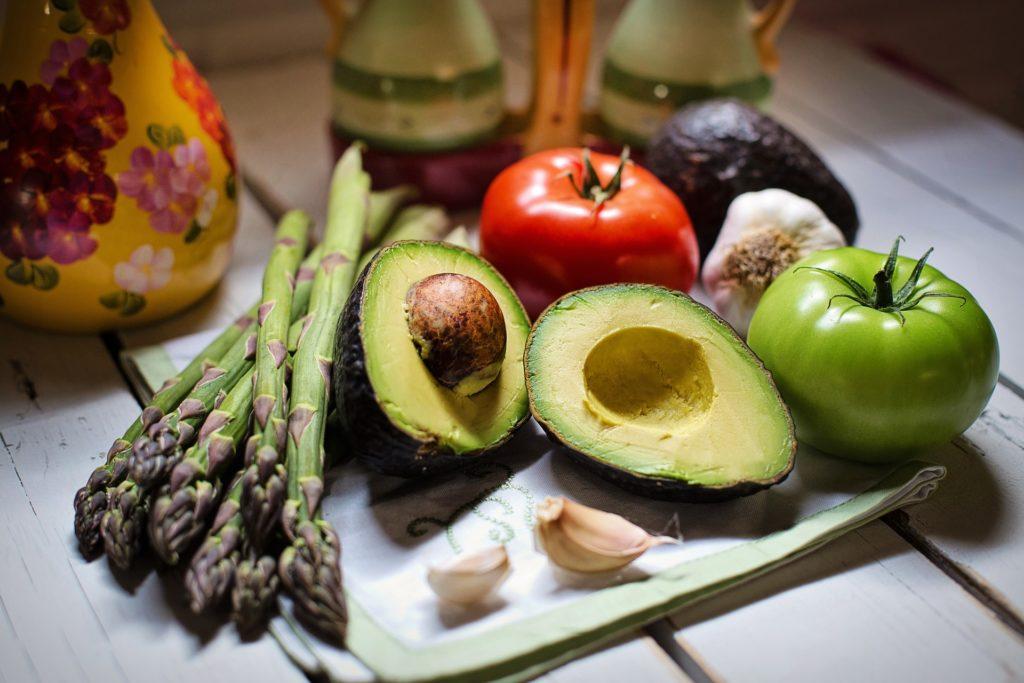 vegan food nutrition facts