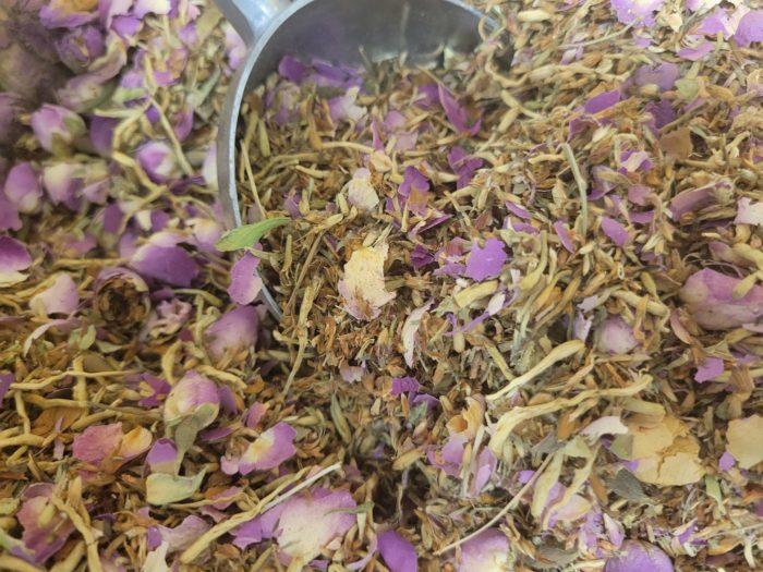 Flower Power Detox Tea